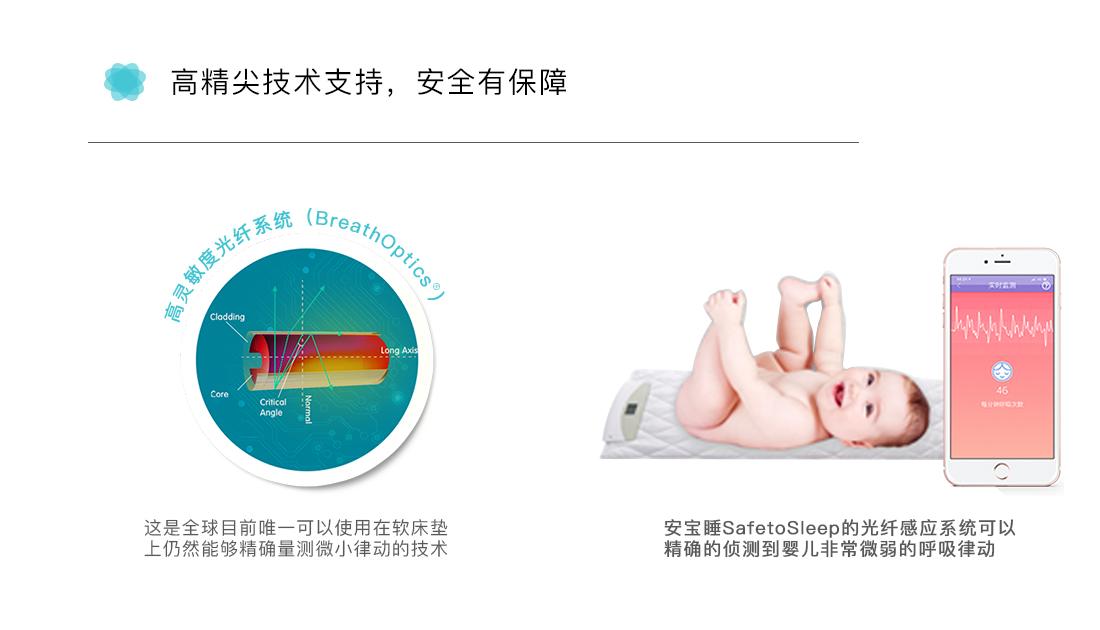 有高端技术支持的智能婴儿礼物